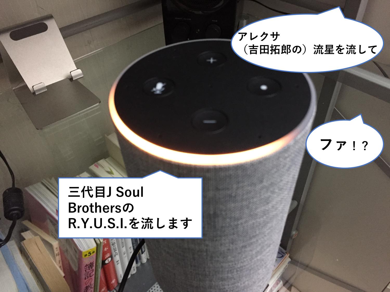 Amazon Echo、音楽
